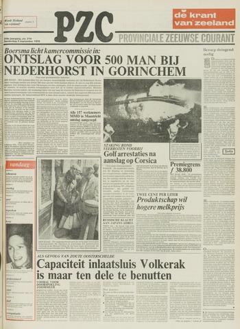 Provinciale Zeeuwse Courant 1976-09-09