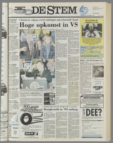 de Stem 1992-11-04