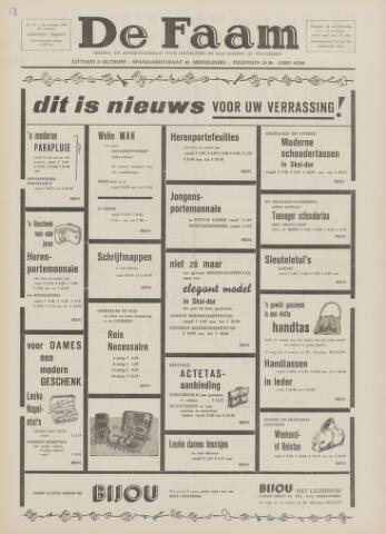 de Faam en de Faam/de Vlissinger 1963-11-22