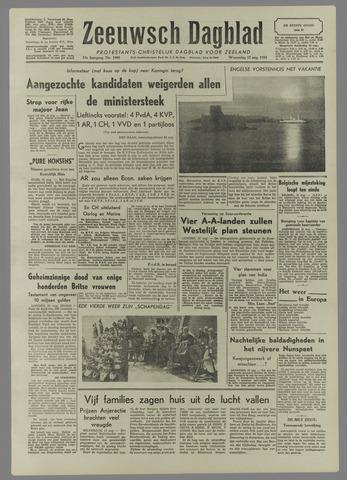 Zeeuwsch Dagblad 1956-08-22