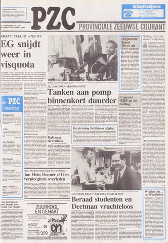Provinciale Zeeuwse Courant 1988-11-29