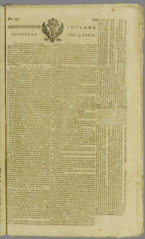 Middelburgsche Courant 1806-04-29