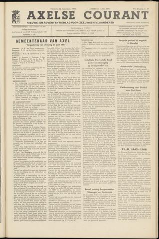 Axelsche Courant 1967-07-01