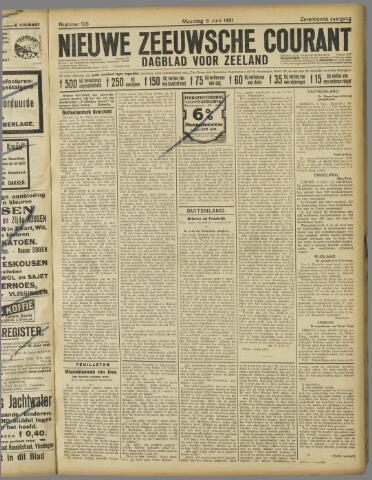 Nieuwe Zeeuwsche Courant 1921-06-06
