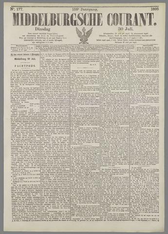 Middelburgsche Courant 1895-07-30