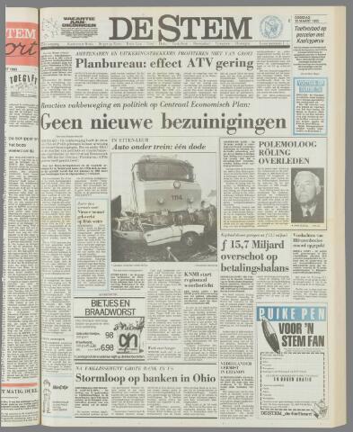 de Stem 1985-03-19