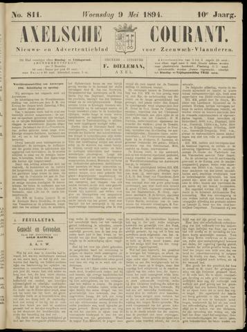Axelsche Courant 1894-05-09