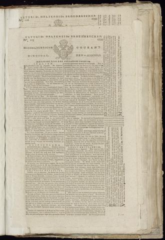 Middelburgsche Courant 1799-08-20