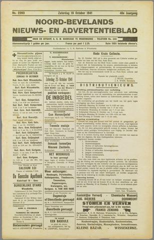 Noord-Bevelands Nieuws- en advertentieblad 1941-10-18