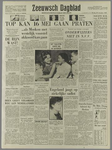 Zeeuwsch Dagblad 1959-12-29