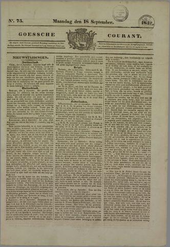 Goessche Courant 1843-09-18