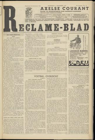Axelsche Courant 1955-11-02