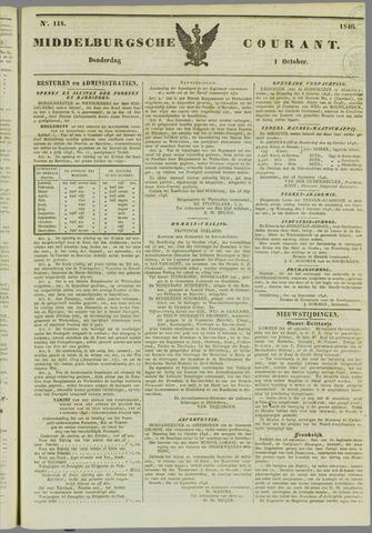 Middelburgsche Courant 1846-10-01