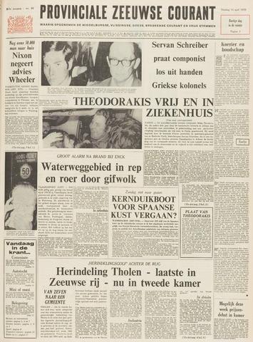 Provinciale Zeeuwse Courant 1970-04-14
