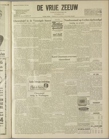 de Vrije Zeeuw 1959-09-26