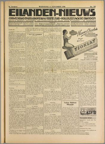 Eilanden-nieuws. Christelijk streekblad op gereformeerde grondslag 1936-11-11