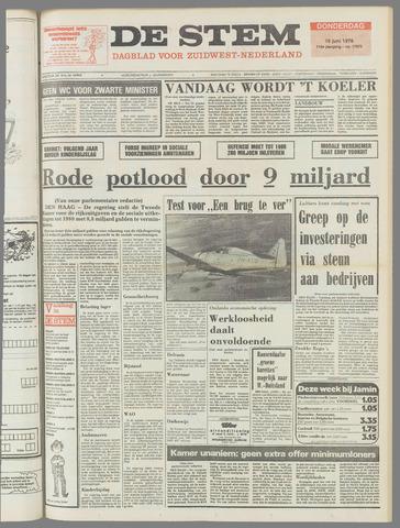 de Stem 1976-06-10