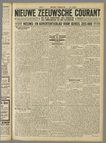 Nieuwe Zeeuwsche Courant 1930-02-06