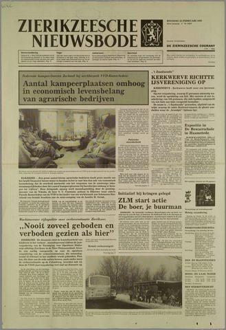 Zierikzeesche Nieuwsbode 1985-02-12