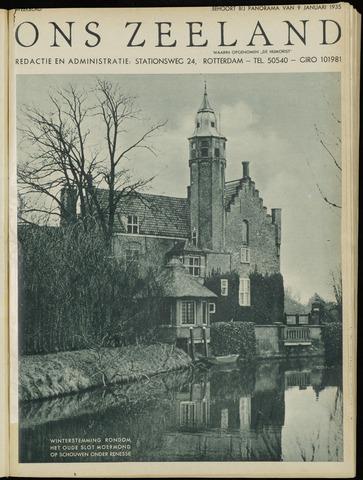 Ons Zeeland / Zeeuwsche editie 1935-01-09