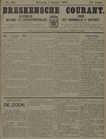 Breskensche Courant 1905-01-07
