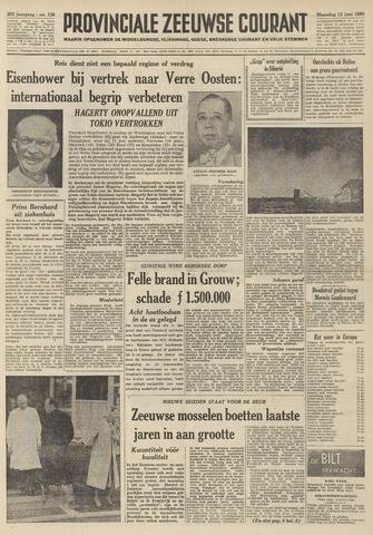 Provinciale Zeeuwse Courant 1960-06-13