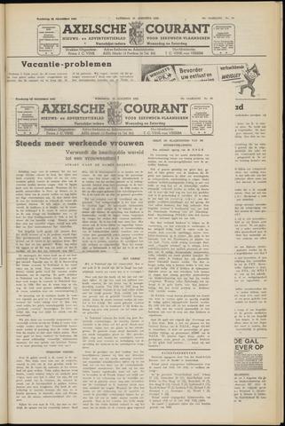 Axelsche Courant 1952-08-13