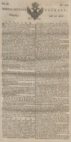 Middelburgsche Courant 1776-04-16