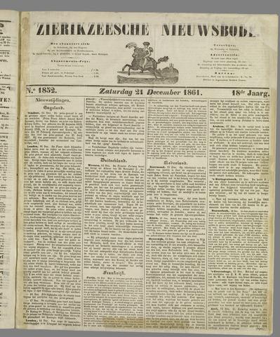 Zierikzeesche Nieuwsbode 1861-12-21
