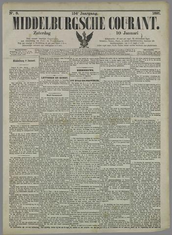 Middelburgsche Courant 1891-01-10