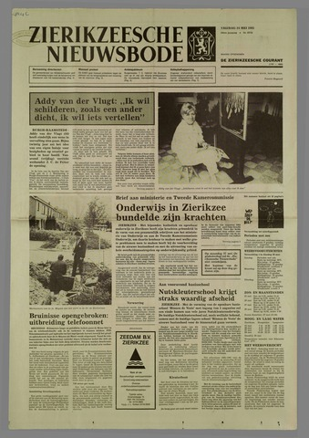 Zierikzeesche Nieuwsbode 1985-05-24