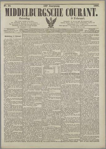 Middelburgsche Courant 1895-02-09