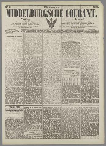 Middelburgsche Courant 1895-01-04