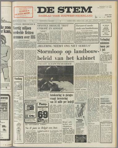 de Stem 1975-06-05