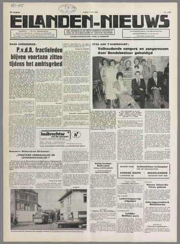 Eilanden-nieuws. Christelijk streekblad op gereformeerde grondslag 1979-05-04
