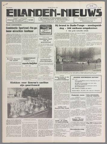 Eilanden-nieuws. Christelijk streekblad op gereformeerde grondslag 1978-04-18