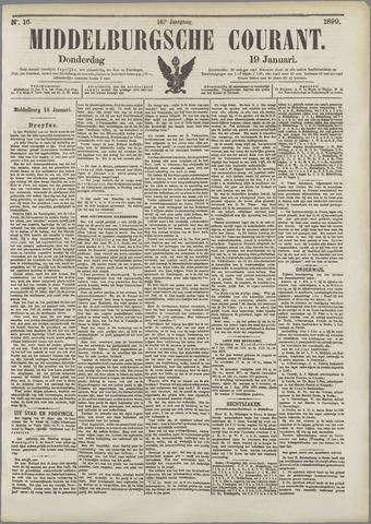 Middelburgsche Courant 1899-01-19