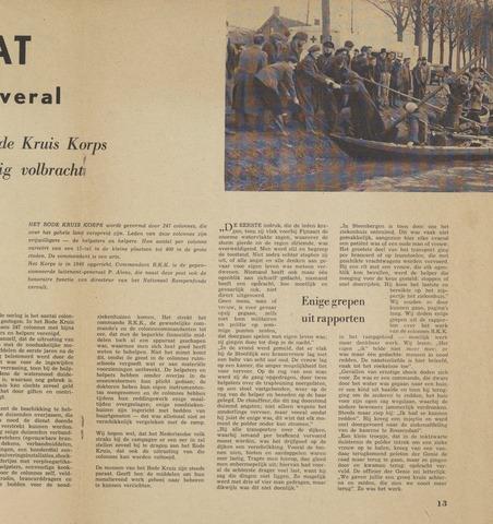 Watersnood documentatie 1953 - tijdschriften 1954-04-30
