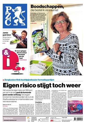 Provinciale Zeeuwse Courant 2017-09-06