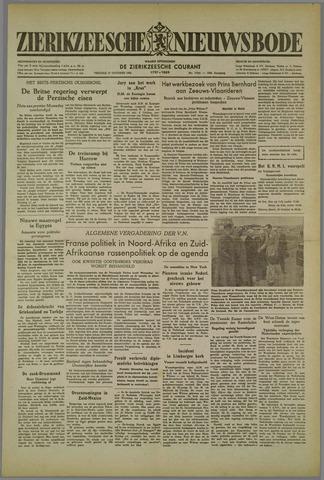 Zierikzeesche Nieuwsbode 1952-10-17