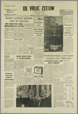 de Vrije Zeeuw 1968-08-17