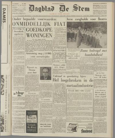 de Stem 1963-09-12
