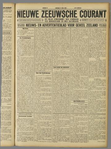 Nieuwe Zeeuwsche Courant 1928-05-15