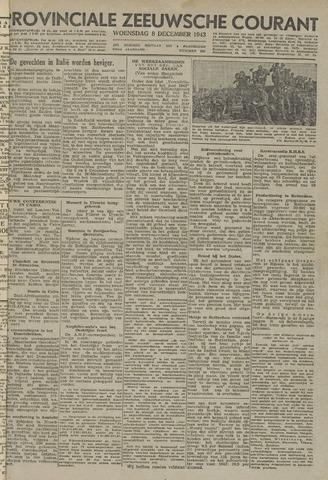 Provinciale Zeeuwse Courant 1943-12-08