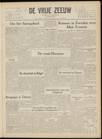 de Vrije Zeeuw 1952-08-21