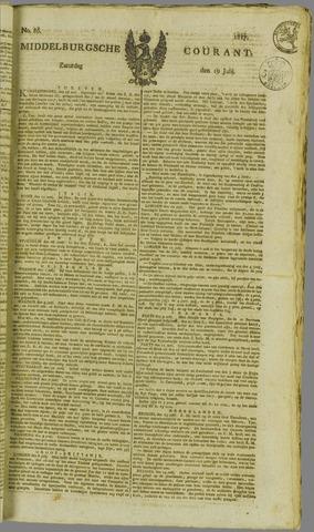 Middelburgsche Courant 1817-07-19