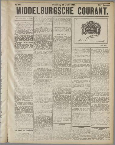 Middelburgsche Courant 1921-07-12