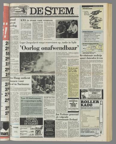 de Stem 1991-05-08
