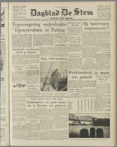 de Stem 1958-04-03