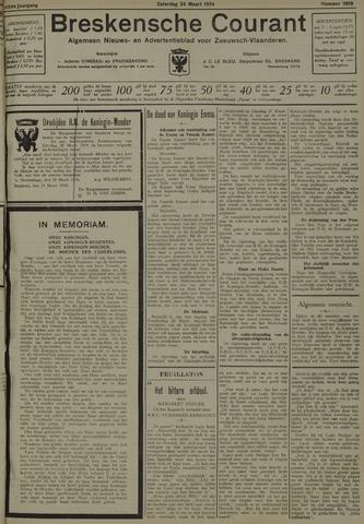 Breskensche Courant 1934-03-24